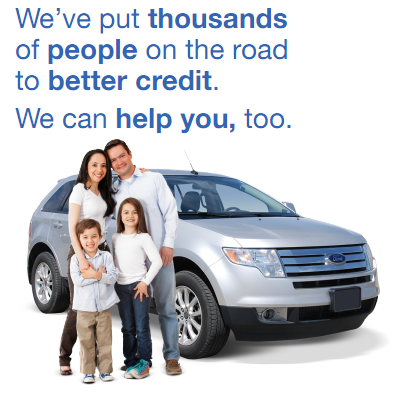 We've put thousands of people on the road to better credit – we can help you too. - Ezee Credit