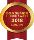 EzeeCredit Consumer Choice Award 2018